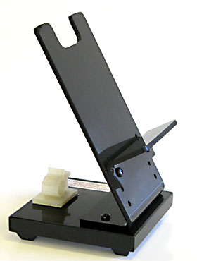 Nifty Gloss Black HT Radio Stand